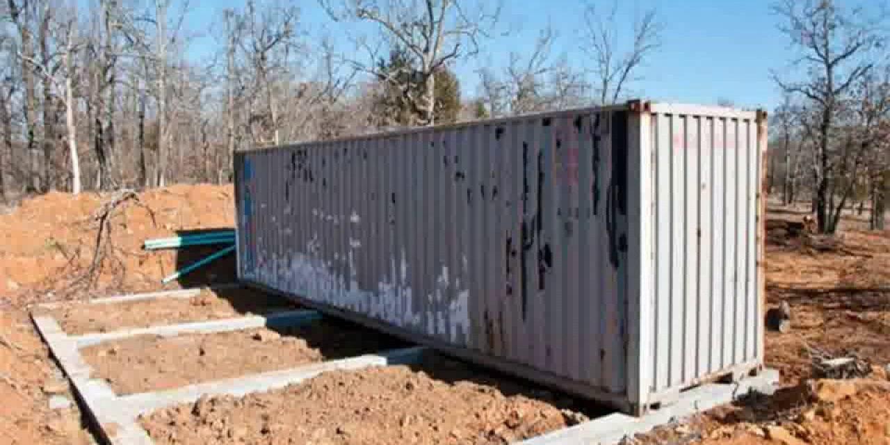 Faire Construire Une Maison Container sur quel terrain poser sa maison container ? - netbox containers