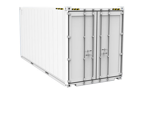 Container Reefer 45 pieds High cube - Netbox