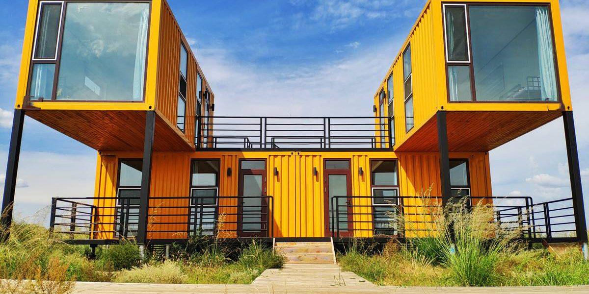 Tout Savoir Pour Construire Sa Maison Container Netbox