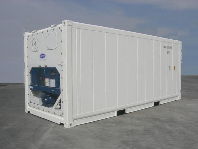 Netbox: Container frigorifique ou Reefer 20 pieds
