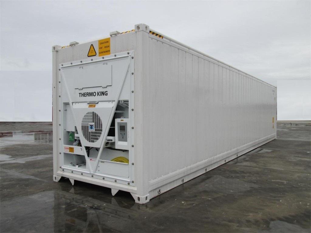 Netbox: Container frigorifique ou Reefer 40 pieds HC