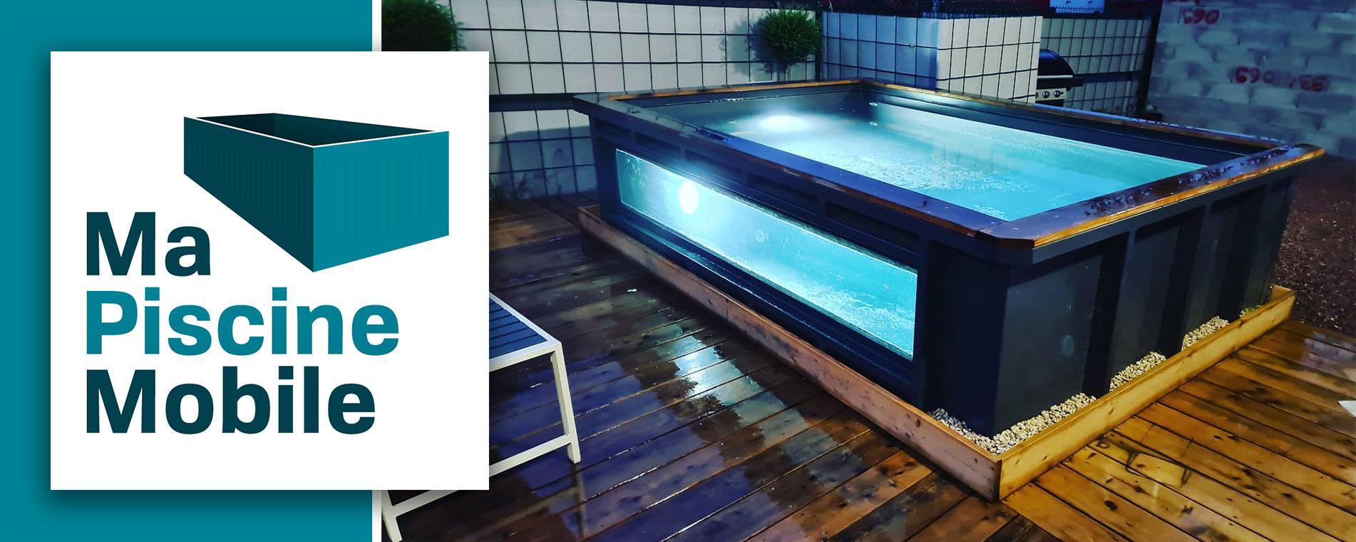 Netbox: Ma piscine container