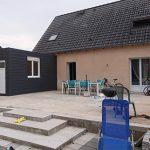 Auto-construire sa maison container