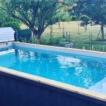 Pourquoi choisir une piscine container ?