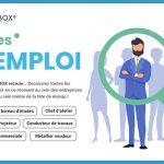 Offres d'emploi en cours
