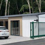 Une aire de logements adaptée aux gens du voyage grâce… aux containers maritimes